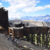 Mackay Idaho Mine Tour : Mackay, Idaho boasts some spectacular views of the Lost River Mountain Range in Central Idaho.  This is an atv friendly town and offers an atv tour of historical area mining sites.  What a beautiful place to visit. http://www.mackayidaho.com/mackayminehilltour.asp