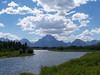 Tetons : Magestic mountain views