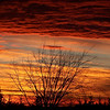 Sunset in Idaho